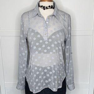 Honey Punch | Light Gray City Shirt